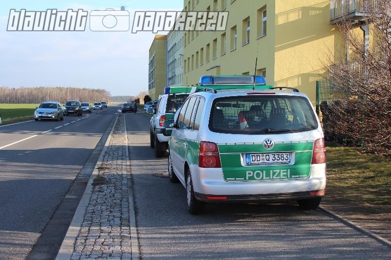 Messeratacke im Asylbewerberheim Kamenz