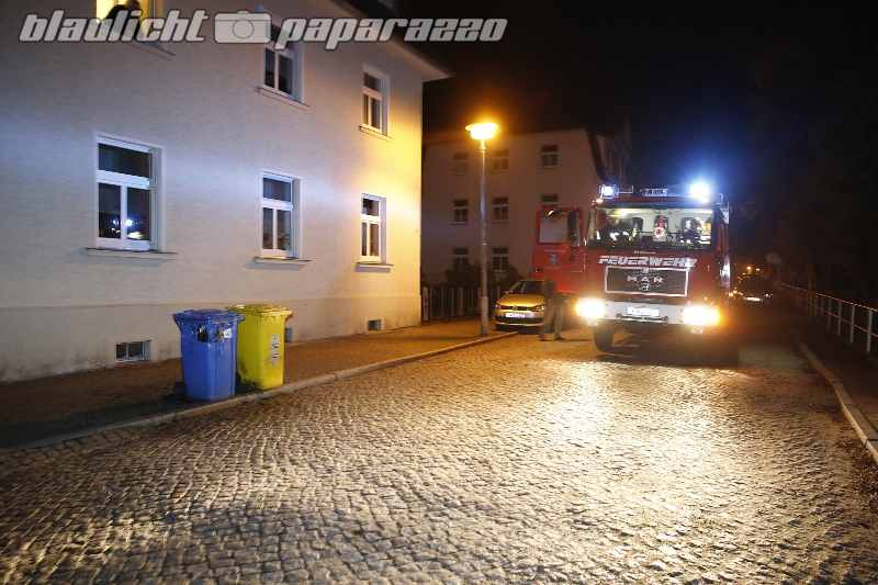 Kamenz: Mehrere Brände in der Stadt