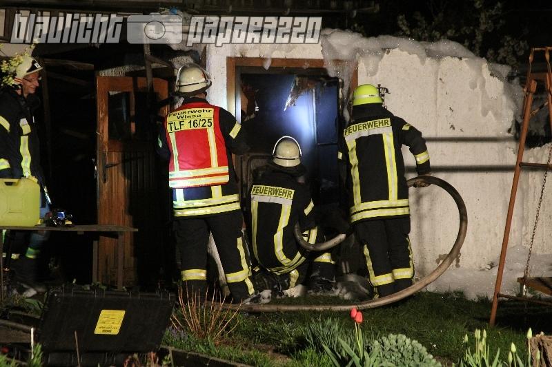 Zwei Brände in Kamenz