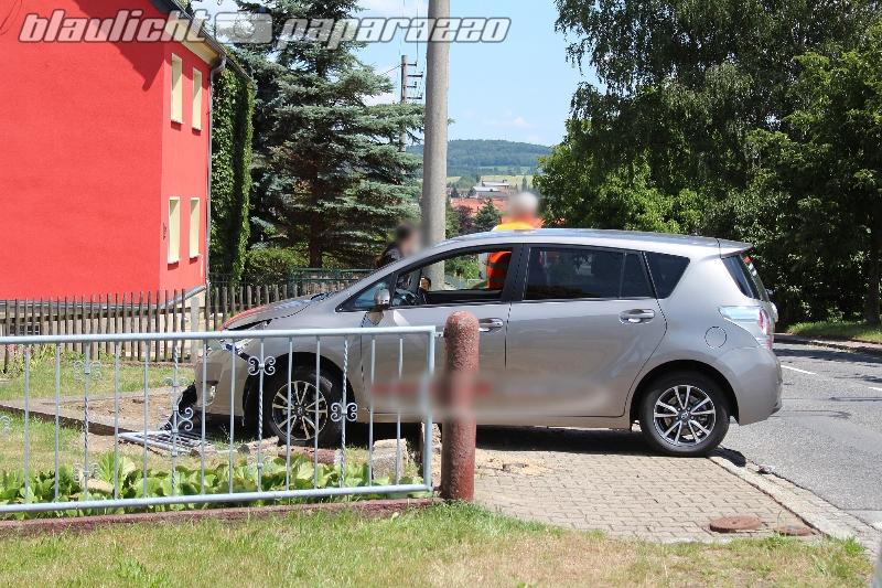 Pulsnitz: Toyota landet in VOrgarten