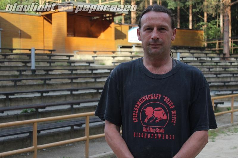 Bischofswerda: Waldbühne von Dieben heimgesucht