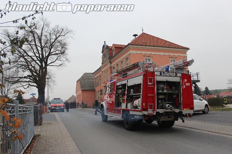 Grundschule wegen Brand evakuiert