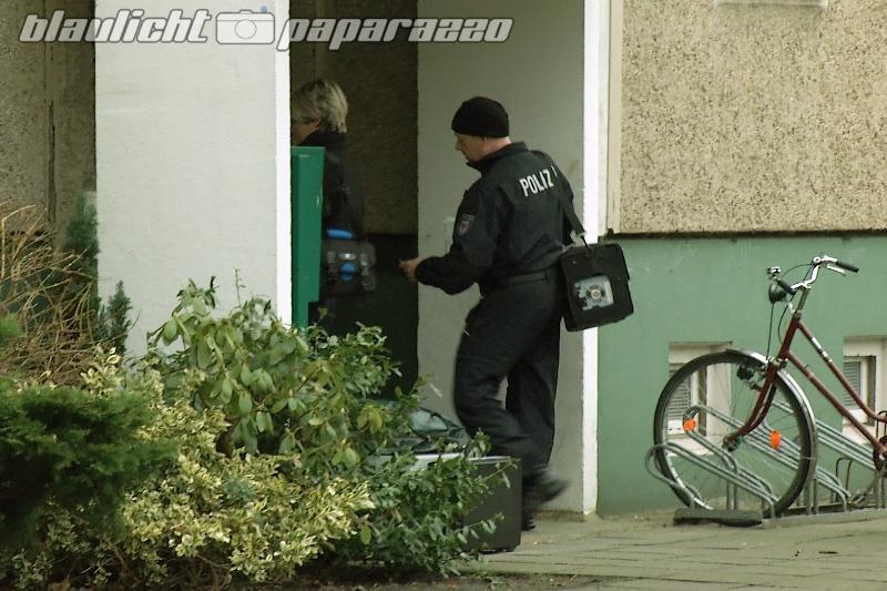 Senftenberg: Renterin ermordet