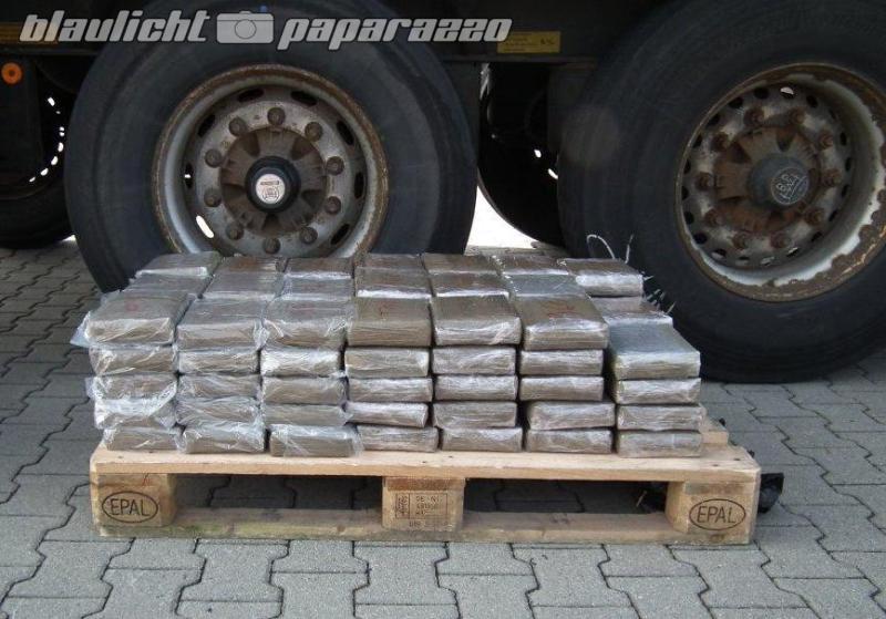 100 kg Cannabis