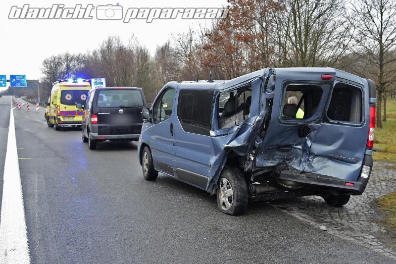 Unfall legt Verkehr auf A4 lahm