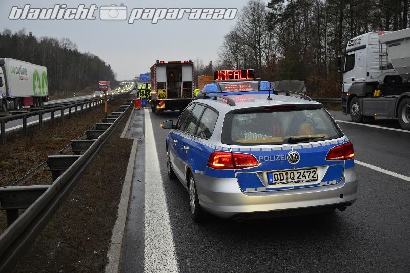 Verkehr A4 Dresden