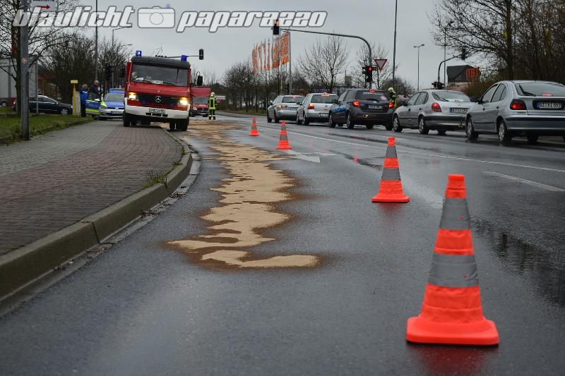 Unfall in Kamenz sorgt für Behinderungen