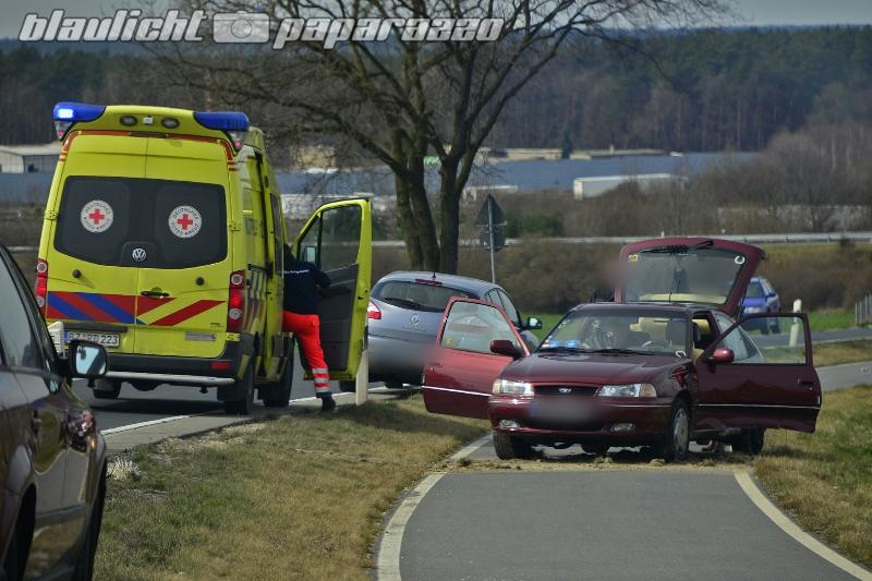 Erneuter Unfall auf der S177 bei Ottendorf-Okrilla