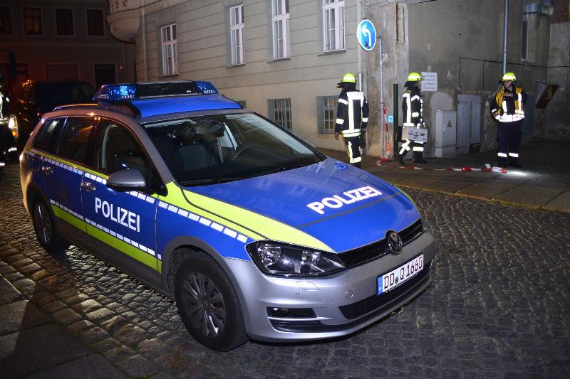 Kamenz: Kino-Dach eingestürzt