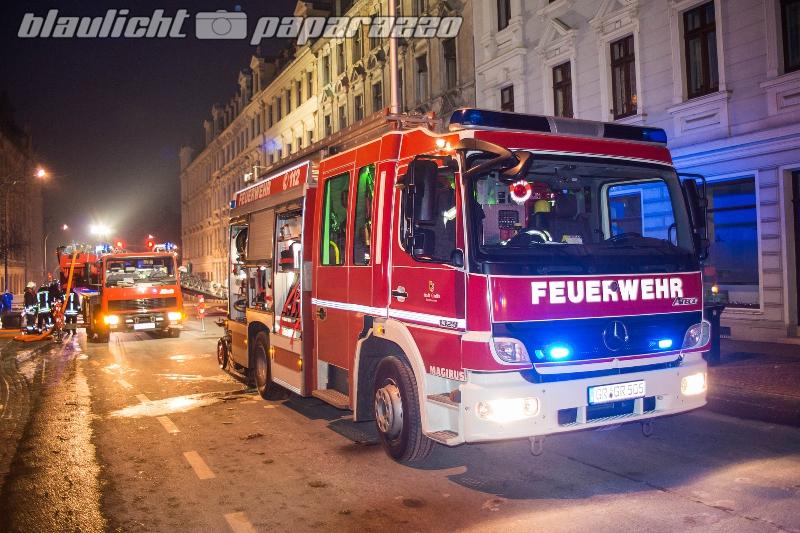 Mehrfamilienhaus-in-Niesky-evakuiert-Polizei-erkennt-Wohnungsbrand-rechtzeitig