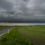 Unwetter richtet Schäden in Spitzkunnersdorf an. Foto: News5/Loeb